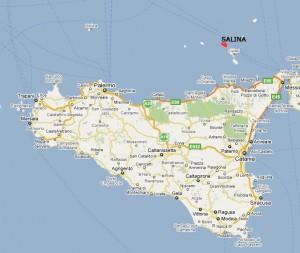 Isole Eolie e isola di sicilia